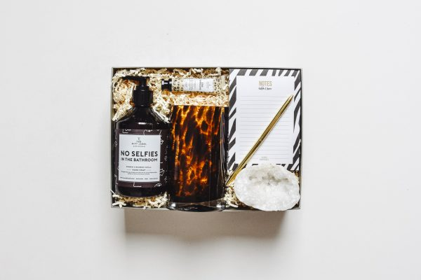 Hotel chique - Ivy & Faye giftbox